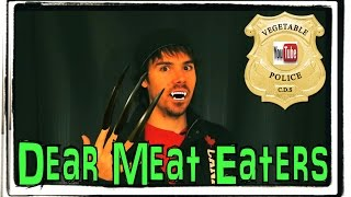 Dear Meat Eaters. Take that Nicole Arbour!