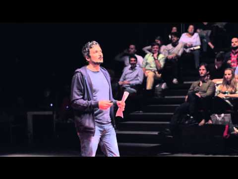 Why everything is a story | Cesar Perez Herranz | TEDxMadrid