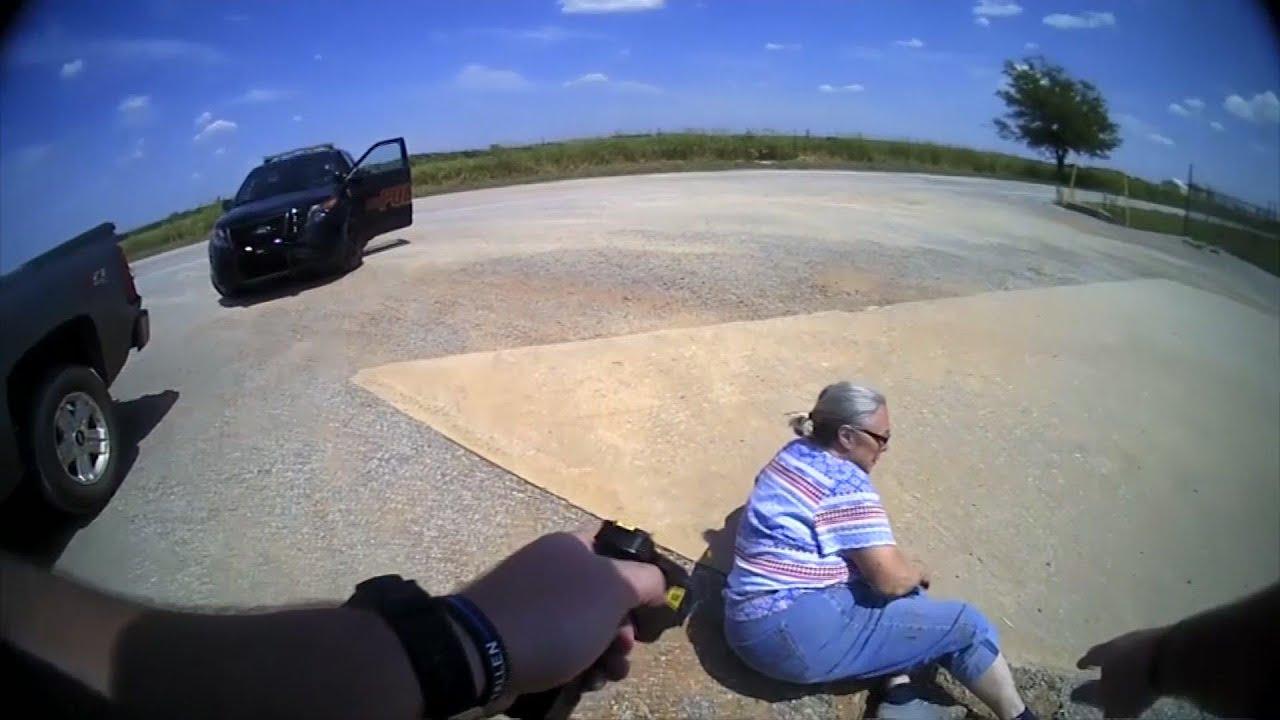 Download Woman shot with stun gun after refusing ticket