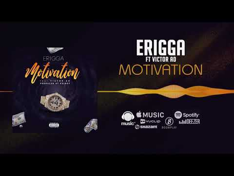 Erigga - Motivation [Official Audio] ft. Victor AD