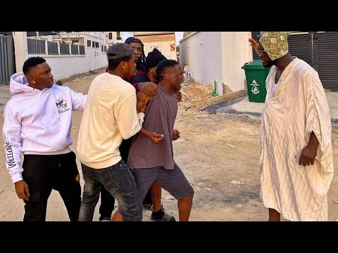 Download Newest Dr Craze (Papa Ade) funniest Comedy featuring Ade, Lord lamba, Gentuu and more 2021
