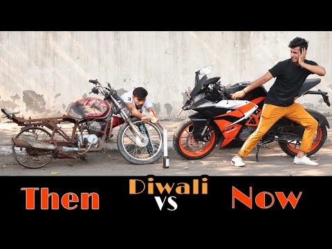 Indians On Diwali : Then Vs Now || 2000 Vs 2019 || Gagan Summy