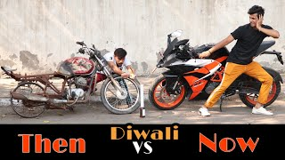 Indians On Diwali : Then Vs Now || 2000 Vs 2019 || Gagan Summy