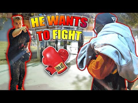 JAKE PAUL CONFRONTS COMEDYSHORTSGAMER IN PERSON *NOT CLICKBAIT*