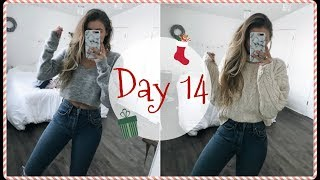 VLOGMAS DAY 14 // Huge Try On Haul!