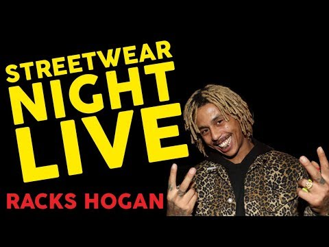 Racks Hogan on dealing with haters, Emily Oberg, his brand , and more! SNL