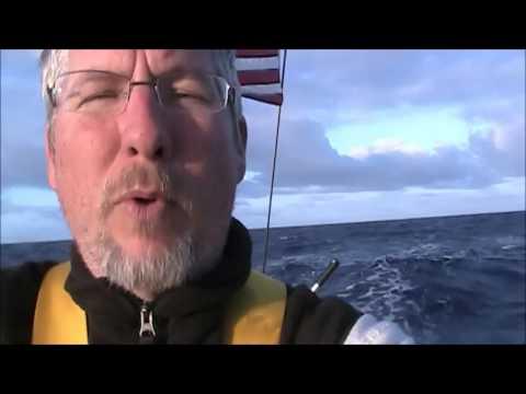 Sailing to Hawaii April 2013
