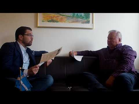 Bert möter Jimmie Åkesson