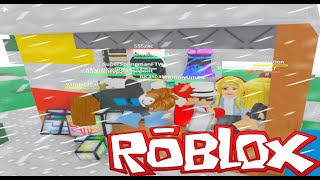 [ROBLOX: Natural Disaster Survival] - Lets Play w/ Fans! - Tower Wipeout