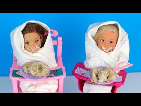 РОБОТ, ОТПУСТИ, А ТО МАМА НАКАЖЕТ! Мультик Куклы #Барби Игрушки Для девочек IkuklaTV Про Школу