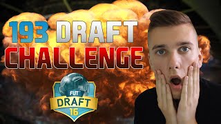 193 FUT DRAFT CHALLENGE !!! | FIFA 16 DRAFT #23