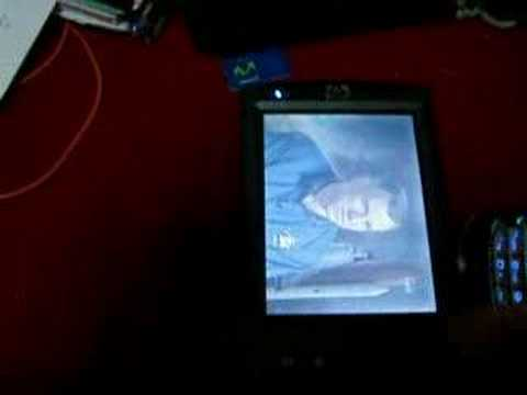 Video Streaming on HTC S710 Vox and HP iPaq rx3715