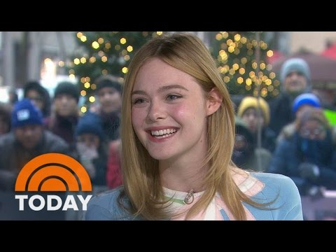 Elle Fanning: I Was Nervous To Work With Ben Affleck In 'Live By Night' | TODAY