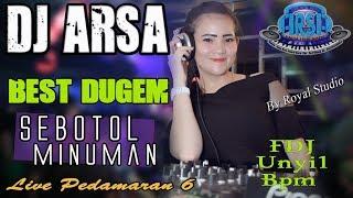 Gambar cover DJ Sebotol Minuman - OT ARSA Live Pedamaran 6