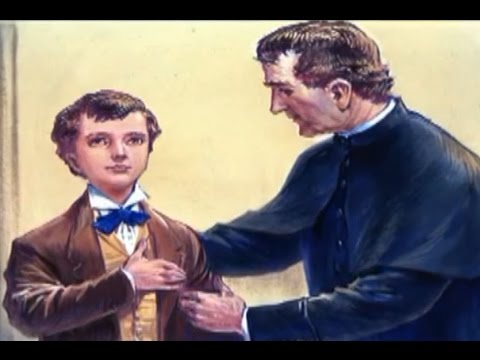†San Domenico Savio - filmine don Bosco