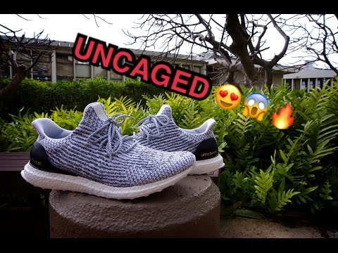 Adidas Ultra Boost 3.0 Oreo Zebra 2017 Black White UltraBoost shoes