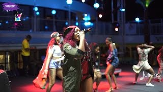 2016 Ubersoca Cruise Highlights - UberTrucked Party - Rupee, Lyrikal, Destra