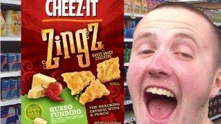 Travtries - Cheez-it Zingz: Queso Fundido
