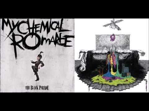 Addict's Parade - twenty one pilots vs My Chemical Romance (Mashup)