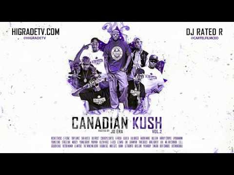 04. Cokekey$ Cartel feat. Sha Hustle & Propain - Purple Kush (Prod. J. Reid)