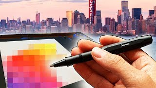 I Flew to New York to buy a Pen ...