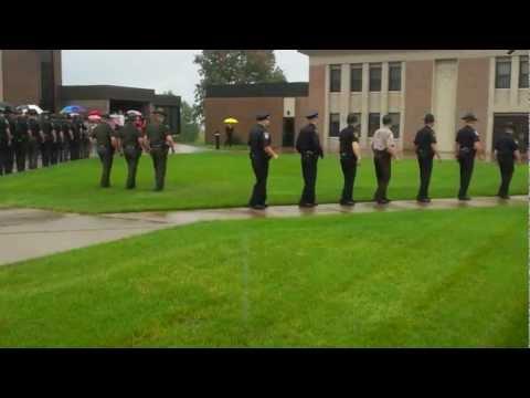West Virginia's 151st Police Academy Graduation