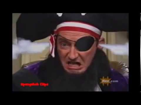 Patchy's Tantrum [The Sponge Who Can Fly]