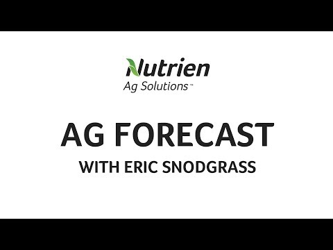 Nutrien Ag Solutions Ag Forecast - March 18, 2019