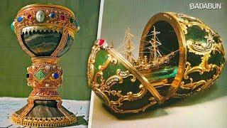 Los 10 objetos perdidos más buscados del mundo
