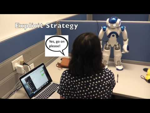 Sensing and Handling Engagement Dynamics in Human-Robot