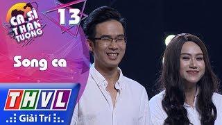THVL | Ca sĩ thần tượng - Tập 13[3]: Giấc Mơ Chỉ Là Giấc Mơ - Trần Thuận, Đan Trang