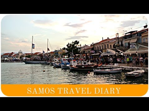 Samos: Travel Diary | Greece | The Life Lab.