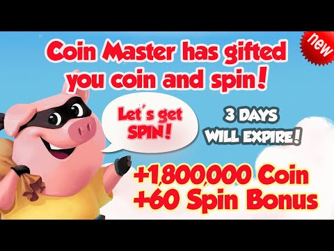 Free Spin Coin Master 30 12 2020