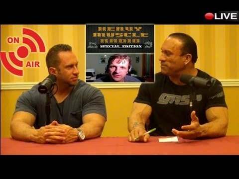 Heavy Muscle Radio LIVE from South Carolina