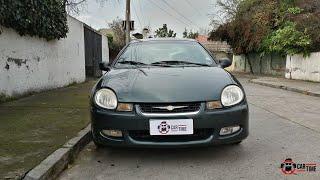 Car Time - Chrysler Neon 2001