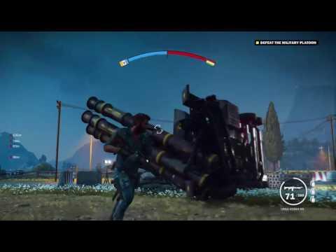 Just Cause 3 Second Last Mission (Nuke Gun Unlocked!)