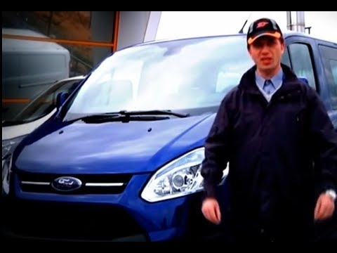 Ford Transit Tourneo Custom: тест Автопанорамы