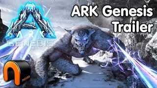 ARK GENESIS Trailer New Paid DLC