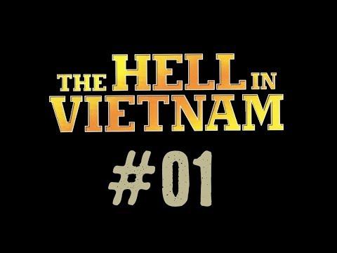 The Hell In Vietnam ⫸Deutsch⫷ #01 Feuertaufe [29. 11. 67]