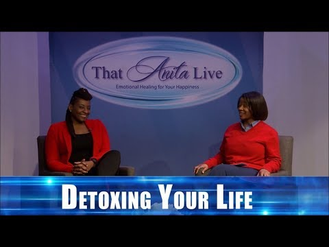 Episode 45: How to Detox Your Life and Build Your Dreams