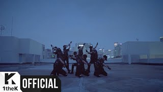 [MV] TRCNG _ MISSING (Choreography Ver. 2)