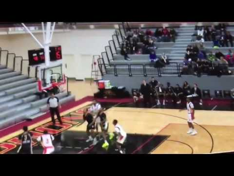 Jody Hill 20162017 Canadian Basketball League highlights