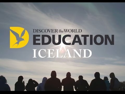 Study Trip to Iceland with Discover the World Education