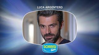 Luca argentero a sorrisi live