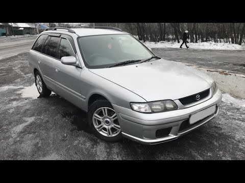Панель приборов Mazda