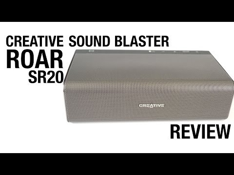 Creative Sound Blaster Roar Sr20 Vs Bose Soundlink Mini