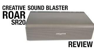 Creative Sound Blaster Roar SR20 Review
