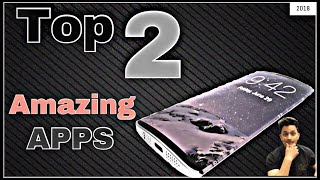TOP 2 AMAZING APPS // HELPFULL apps for android // #tggyan