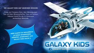 Galaxy Kids 2 - Angriff der Weltraumpiraten (Hörbeispiel)