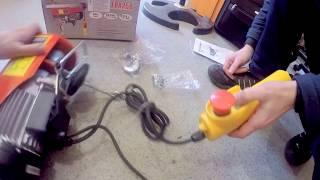 Тельфер электрический Forte  FPA-250(Тельфер электрический Forte FPA-250 это грузоподъемный механизм для поднятия грузов, тяжелых предметов на высот..., 2015-04-09T14:12:48.000Z)
